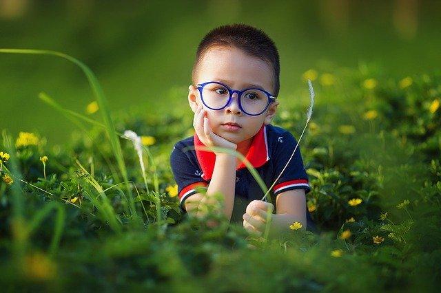 משקפיים לקטנטנים